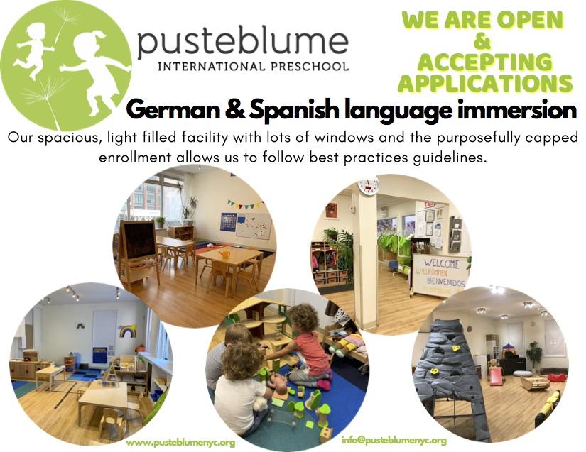 Pusteblume International Preschool NYC