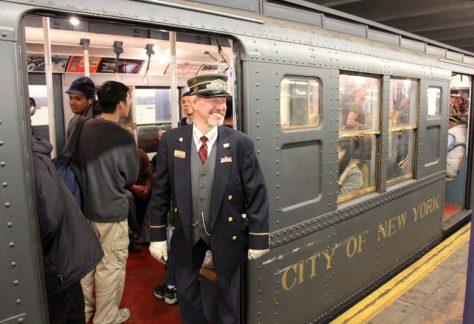 VIRTUAL Holiday Nostalgia Train