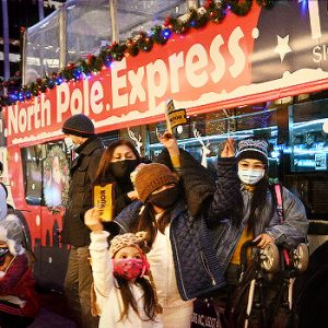 The North Pole Express Experience