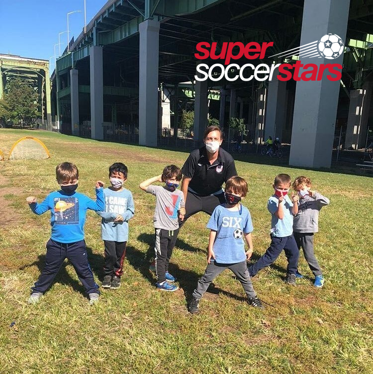 Youth Classes & Private Groups with Super Soccer Stars