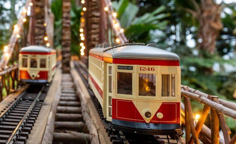 NYBG Holiday Train Show®
