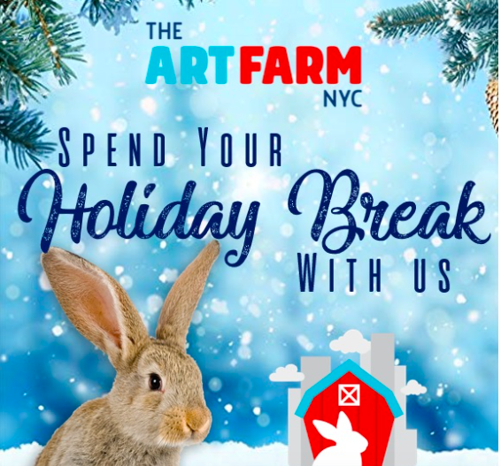 Holiday Workshops with The Art Farm