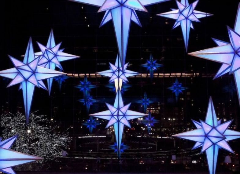 Holiday Under The Stars at Columbus Circle