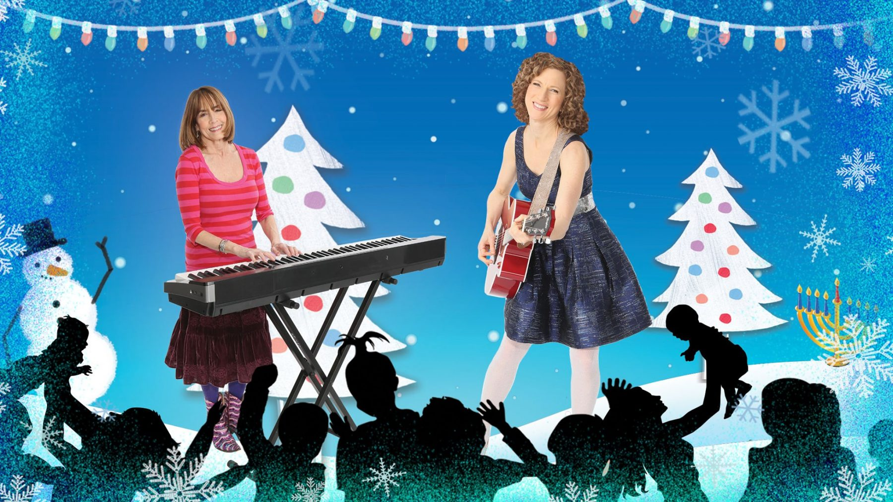 Laurie Berkner LIVE! NYC Holiday Concerts