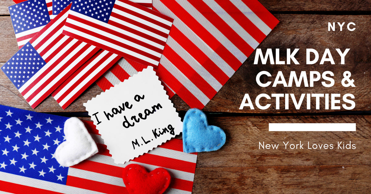MLK Day Camps & Activities