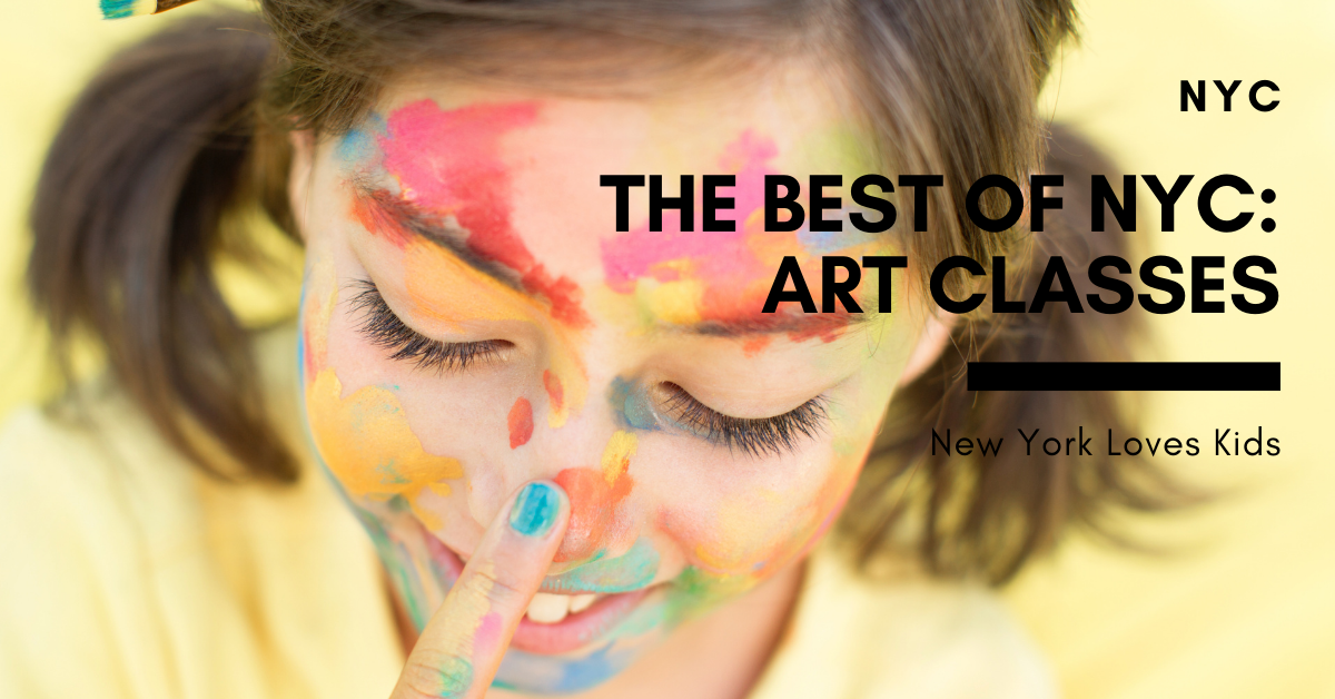The Best of NYC Art Classes