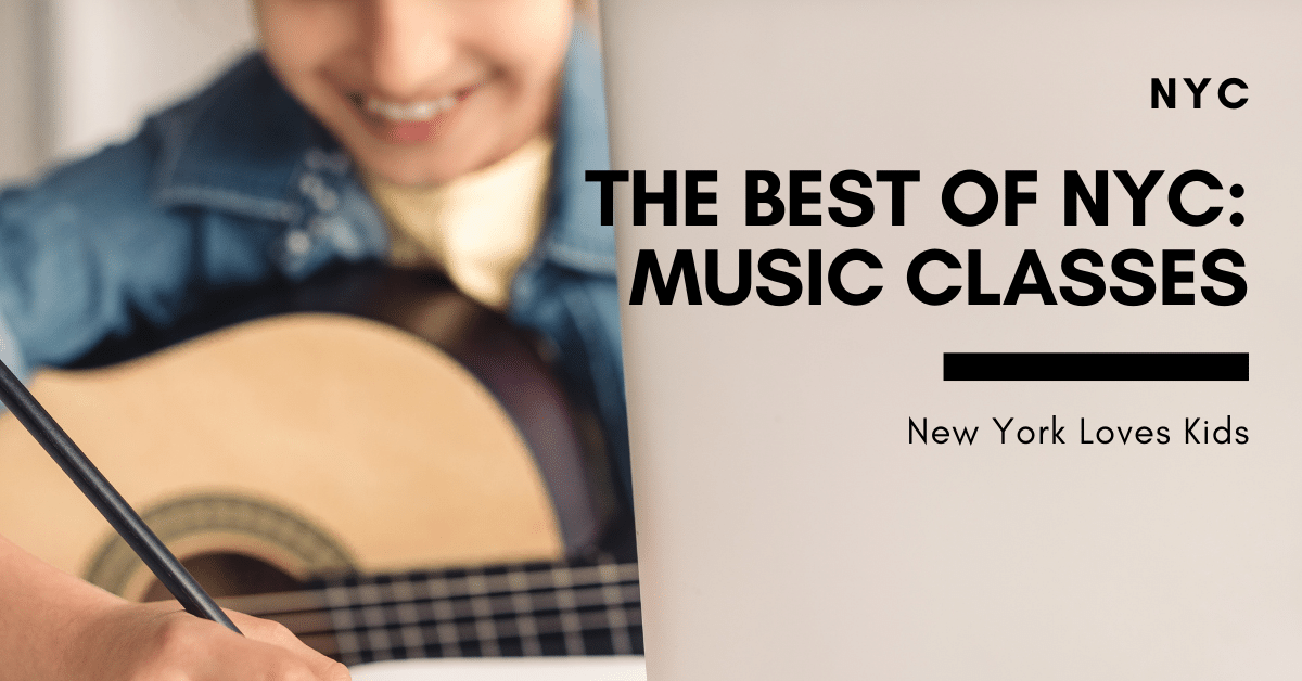 The Best of NYC: Music Classes for Kids