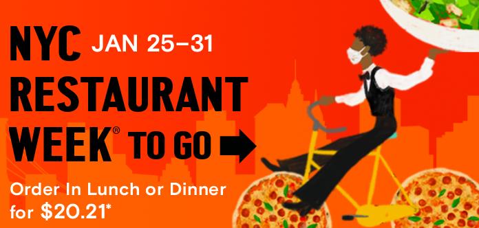 NYC Restaurant Week To Go