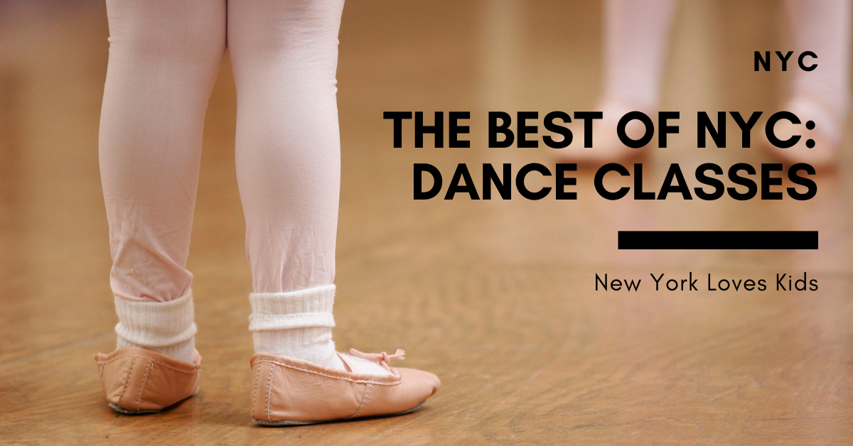 Best of NYC: Dance Classes for Kids