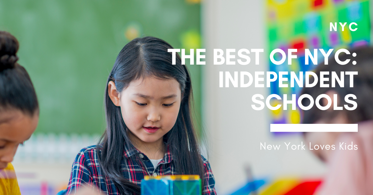 The Best of NYC Independent Schools