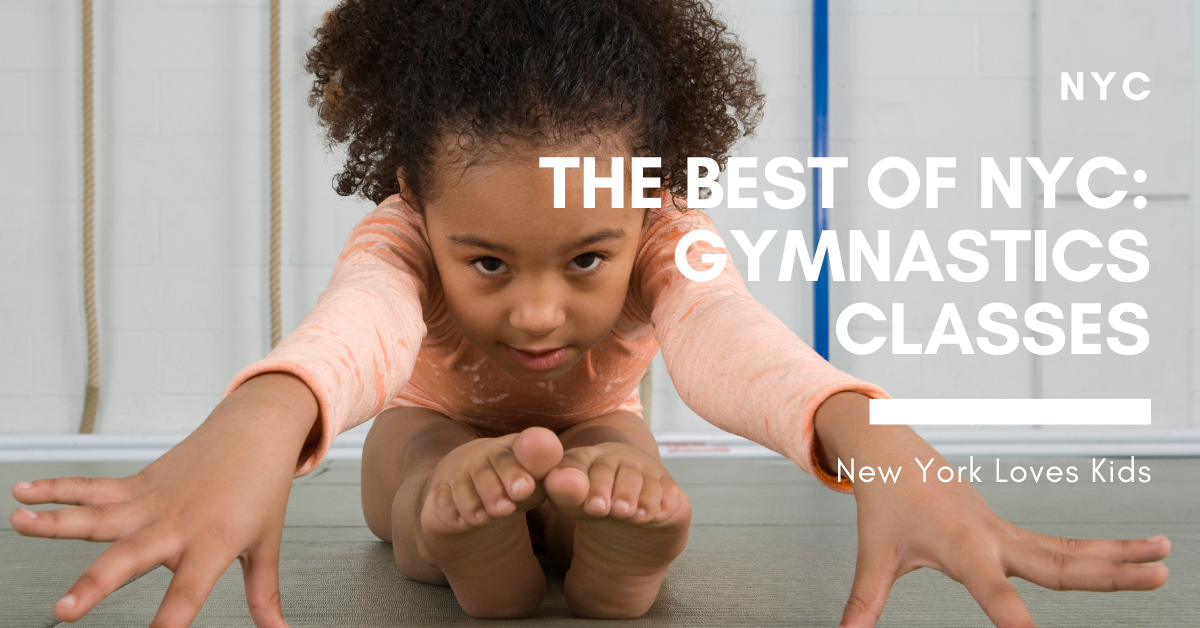 The Best of NYC: Gymnastics Classes for Kids