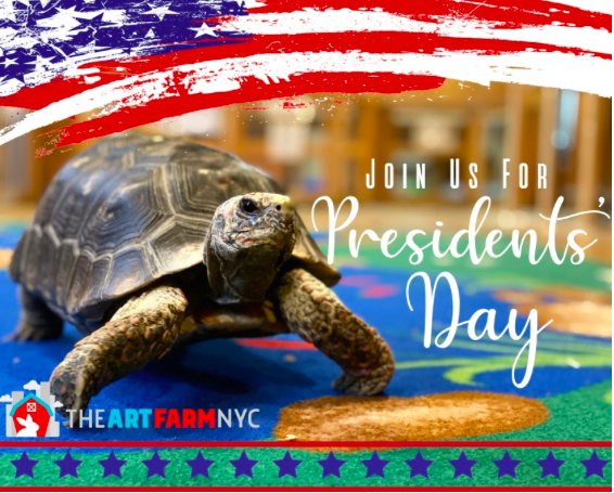 The Art Farm Presidents' Day & Winter Break Workshops