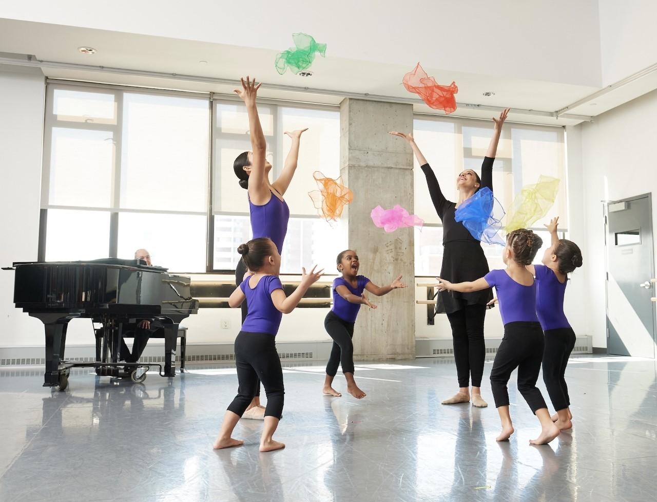 Ballet Hispánico's Early Childhood Summer Programs