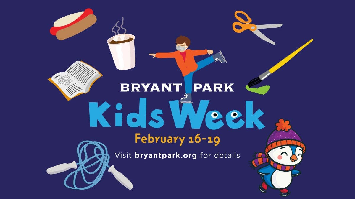 Bryant Park Kids Week