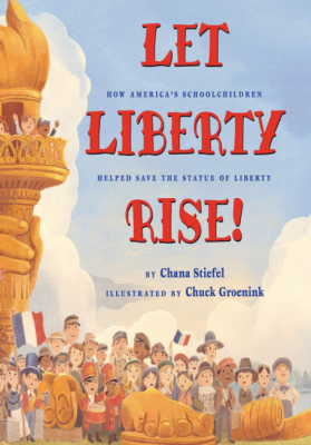 "A Reading of ""Let Liberty Rise"" by Chana Stiefel"