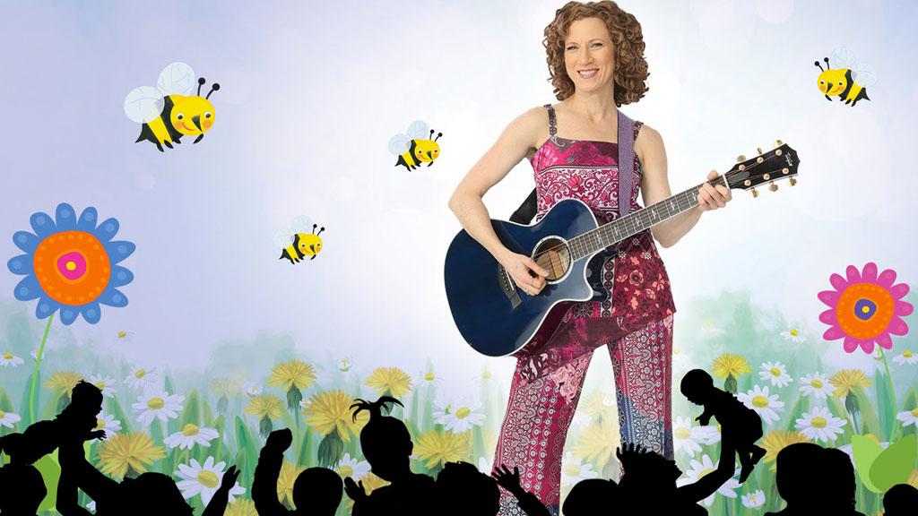 A Laurie Berkner Virtual Family Concert - Springtime Party!