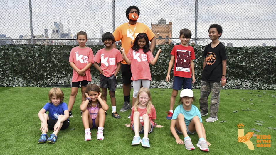 Kids in the Game Summer Camp
