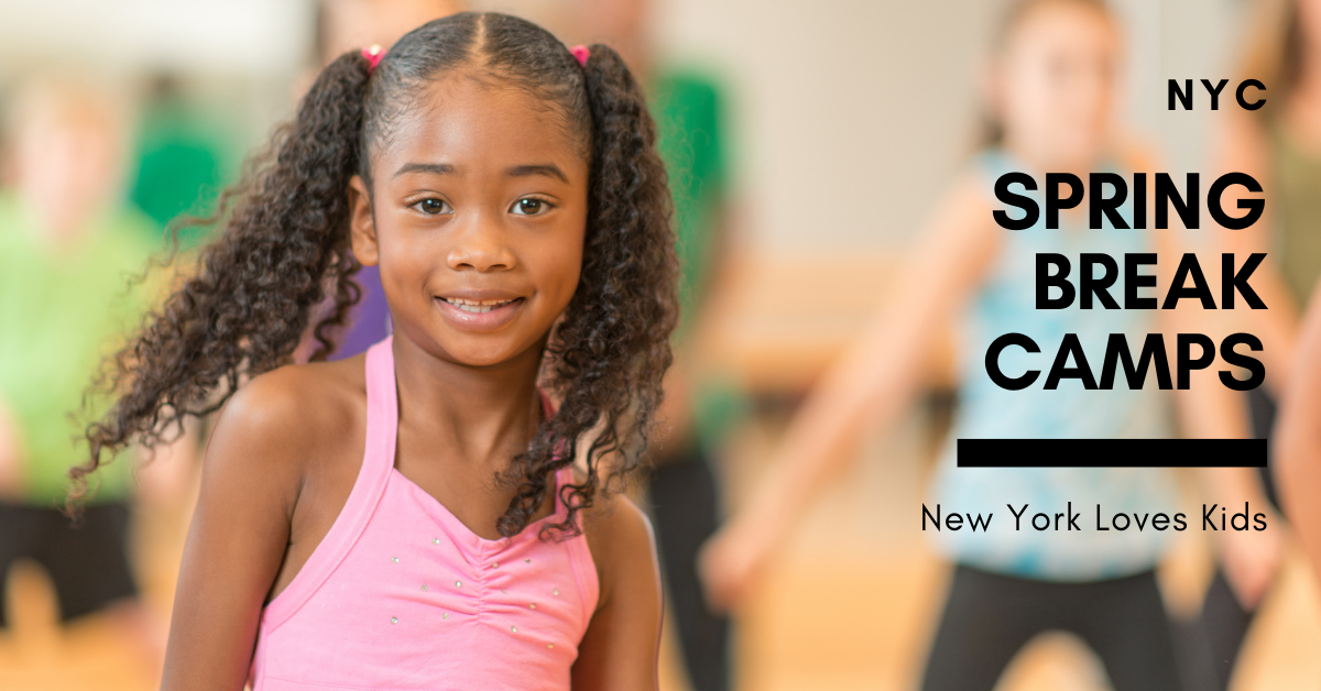 Spring Break Camps for NYC Kids