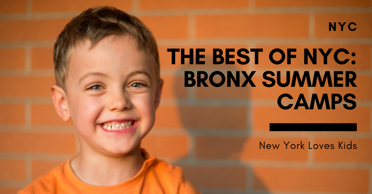 The Best of NYC: Bronx Summer Camps