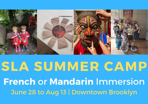 SLA Summer Camp NYC