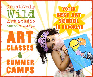Creatively Wild Art Studio Dumbo Brooklyn NYC