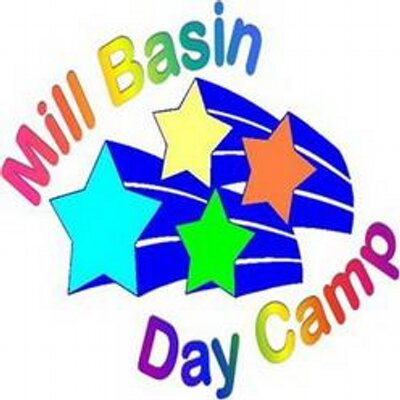 mill basin day camp logo