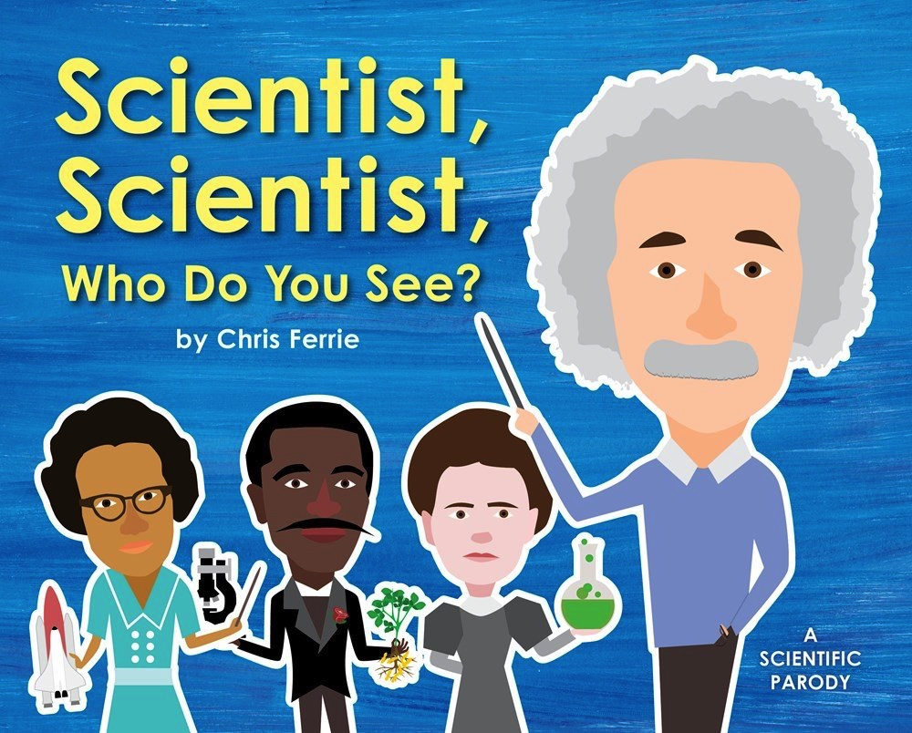 Science Style - Scientist, Scientist, Who Do You See?