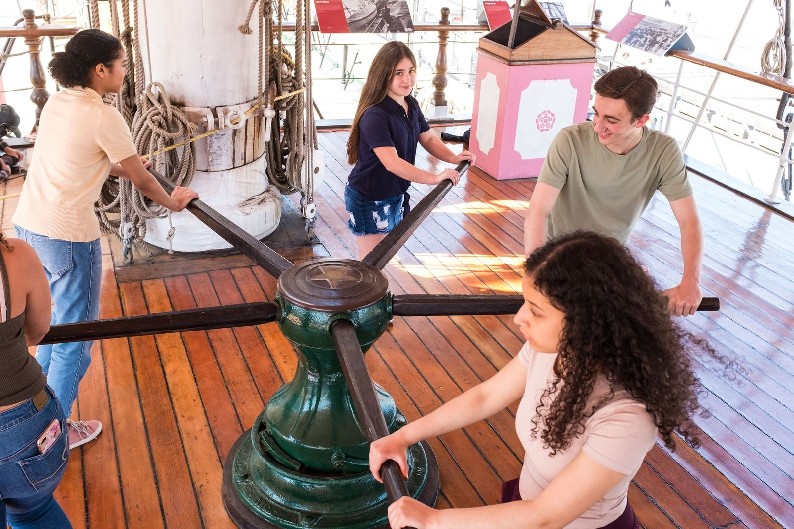 South Street Seaport Museum Announces Virtual Education Resources for NYC Teachers and Families