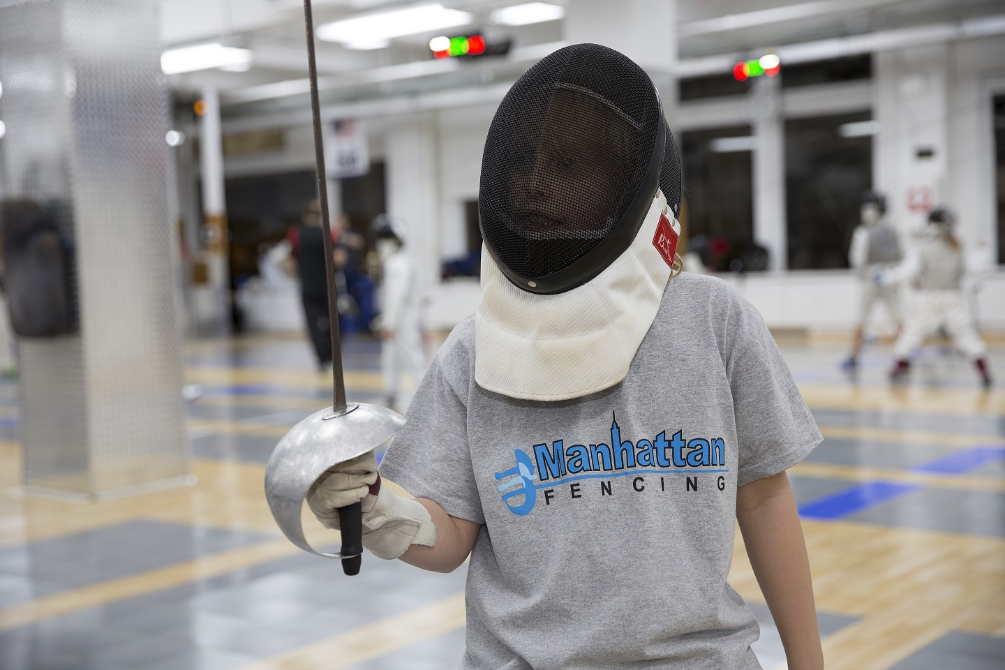 Manhattan Fencing Summer Day Camps