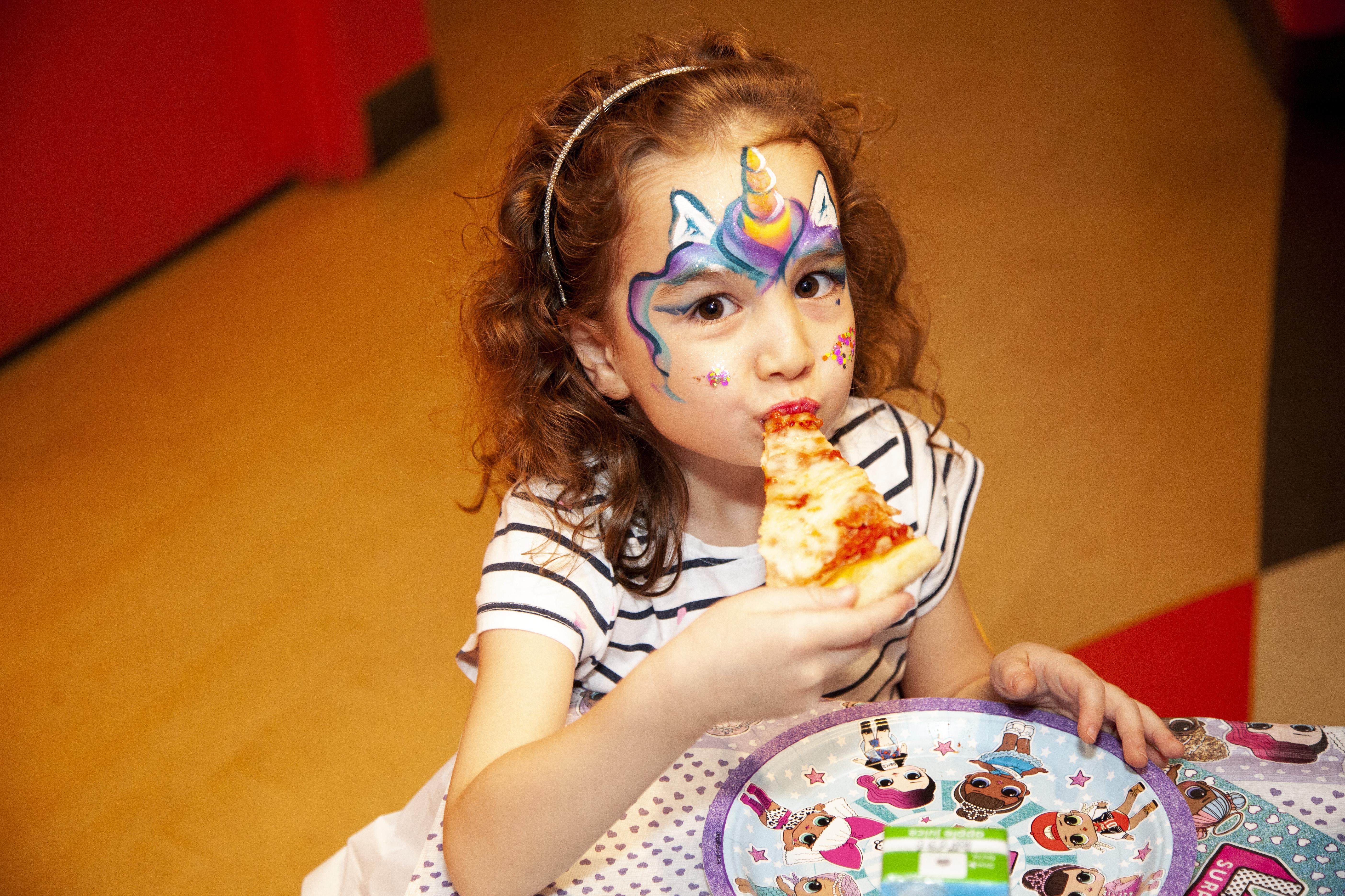 Kidville FiDi Birthday Parties