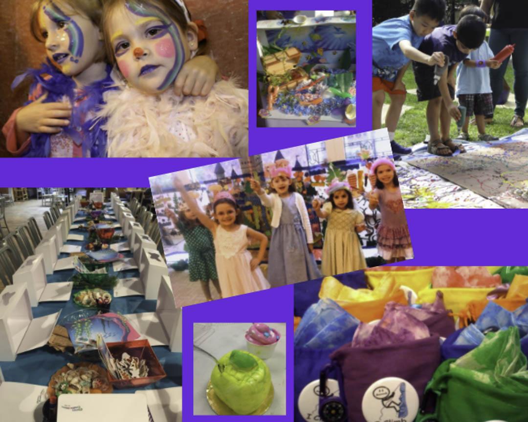 Claire's Creative Adventures Birthday Parties NYC