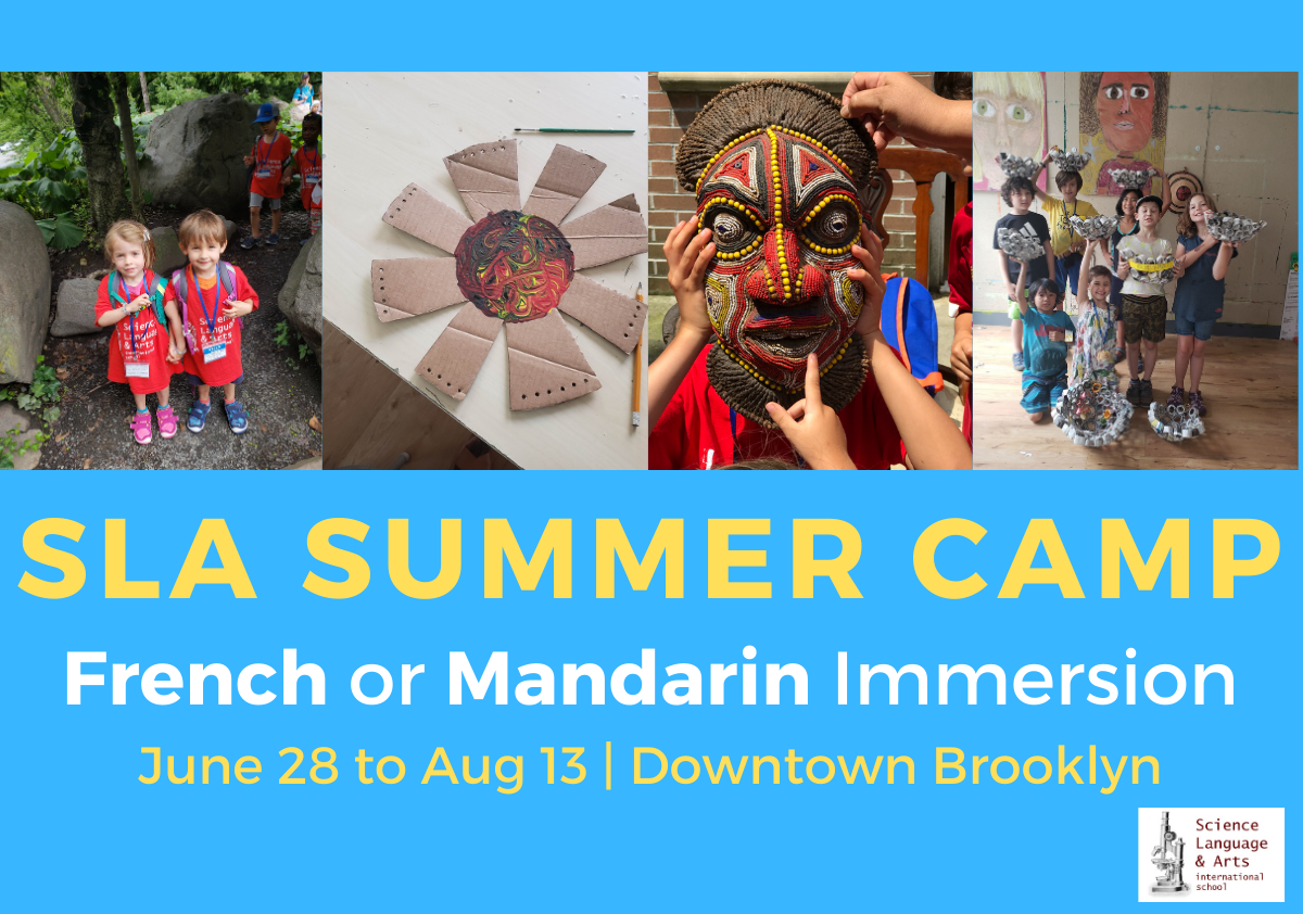 SLA Summer Camp