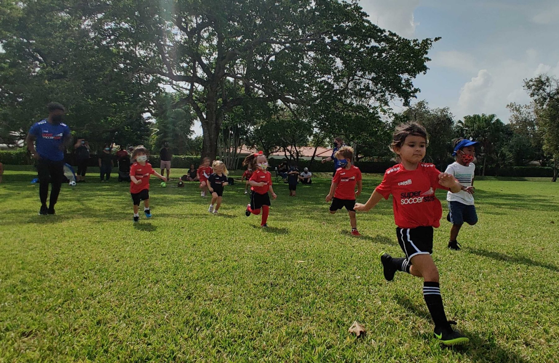Super Soccer Stars Summer Camp