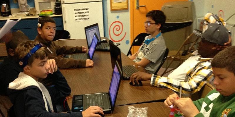 Volunteering Online STEM Camp for NYC Kids