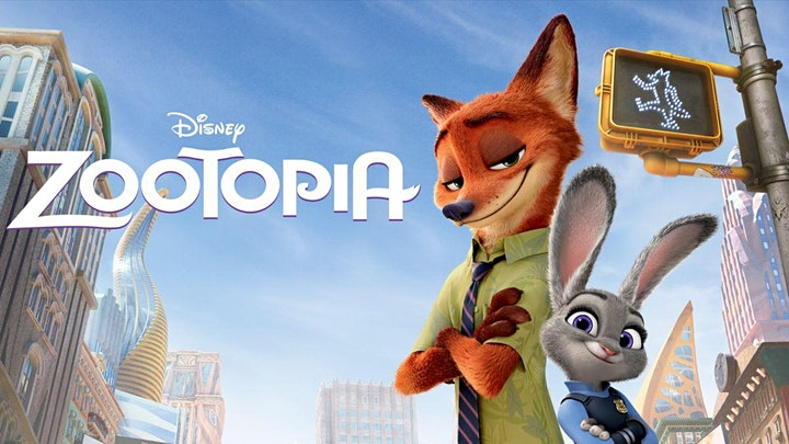 Movie Nights at the Garden: Zootopia