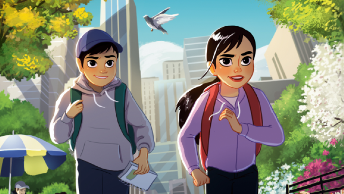 Kudo Kids Virtual Book Event With Olympic Medalists Maia & Alex Shibutani