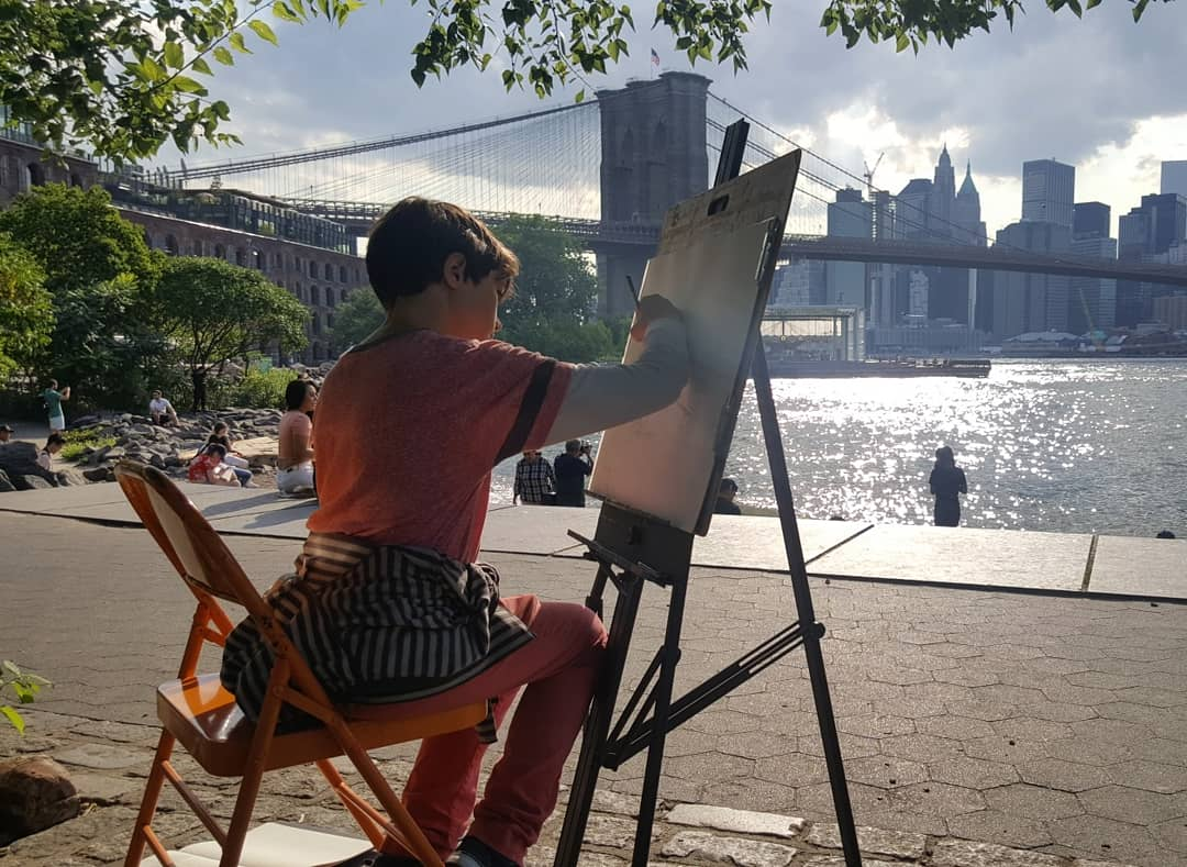 Brooklyn's Beloved Creatively Wild Art Studio, DUMBO