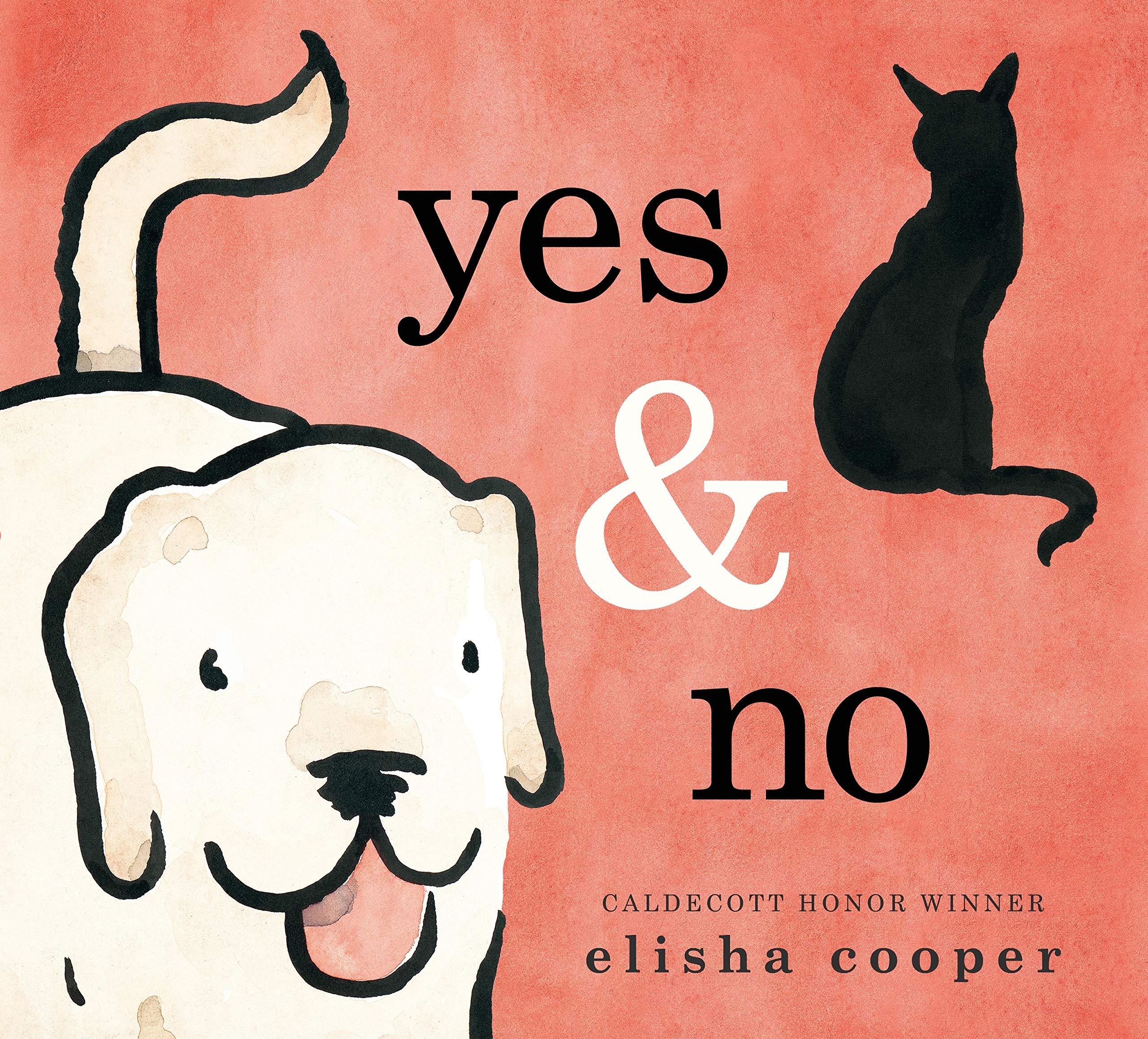 Elisha Cooper presentsYes & No