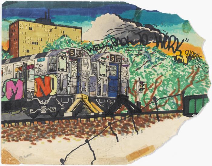 MCNY Kids Create: City as Canvas - Graffiti Art in New York City