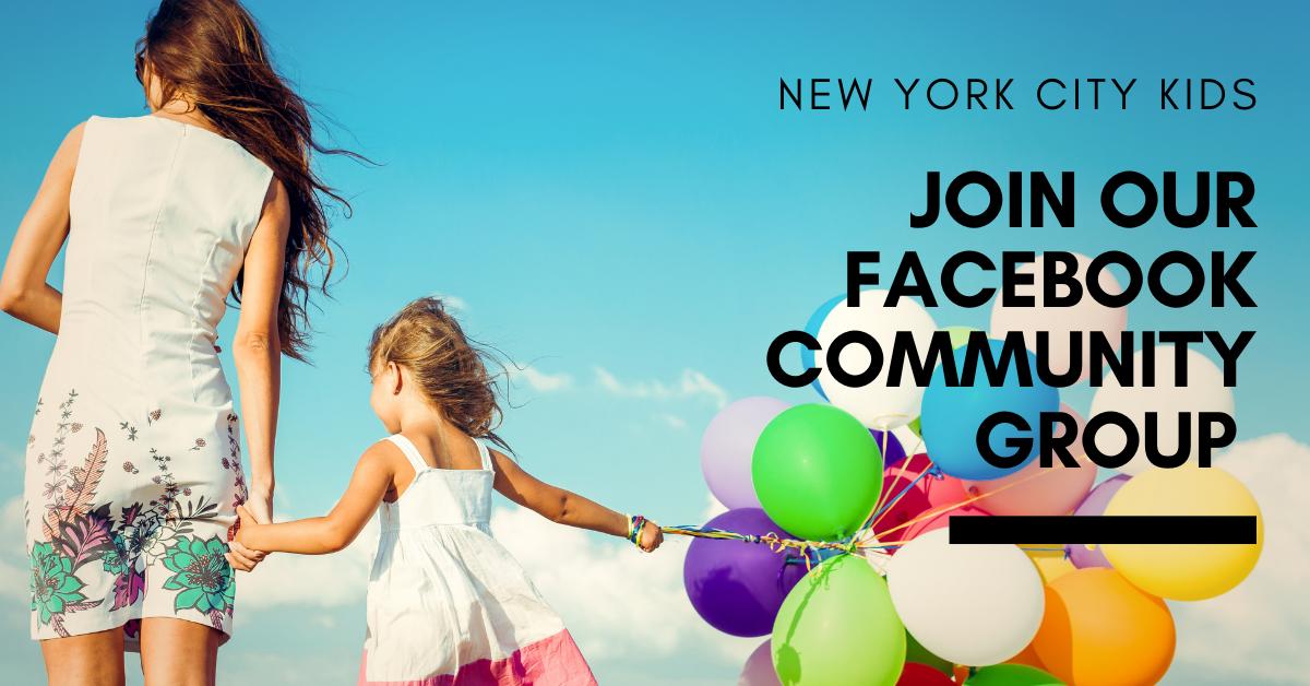 New York City Kids Facebook Group Community