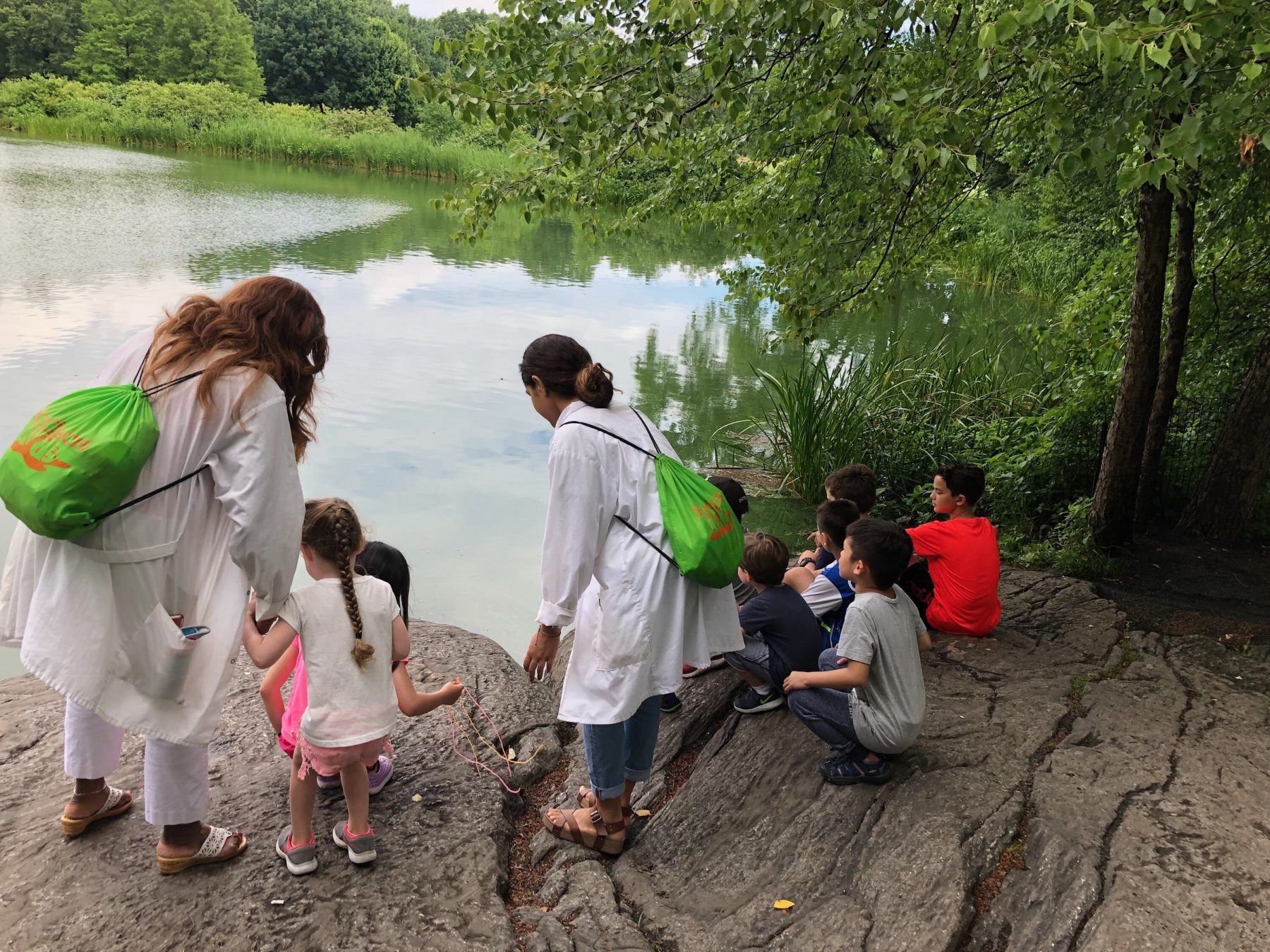 SciTech Kids Summer Camp