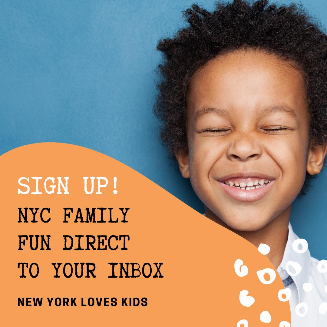 New York Loves Kids Newsletter Sign Up