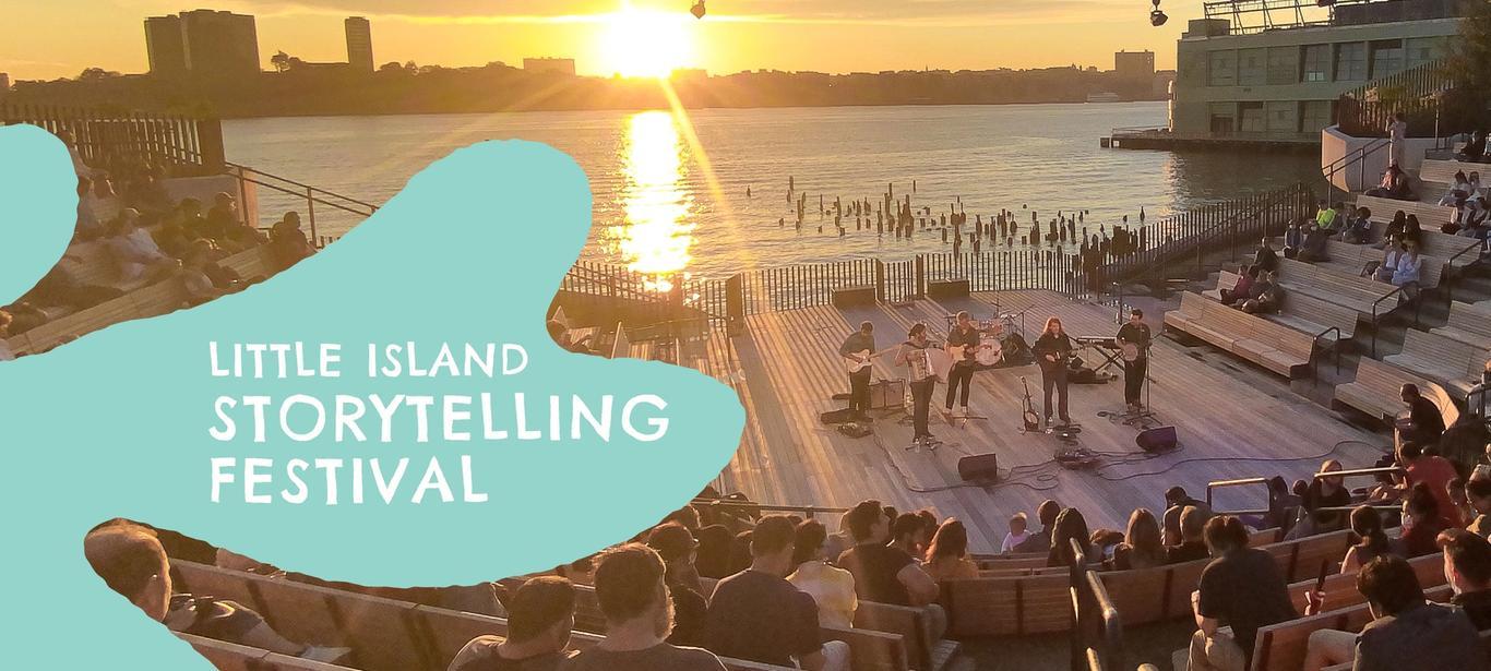 Little Island Storytelling Festival
