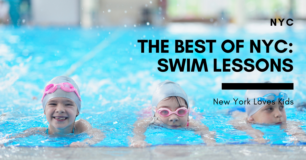 The Best of NYC Swim Swimming Lessons