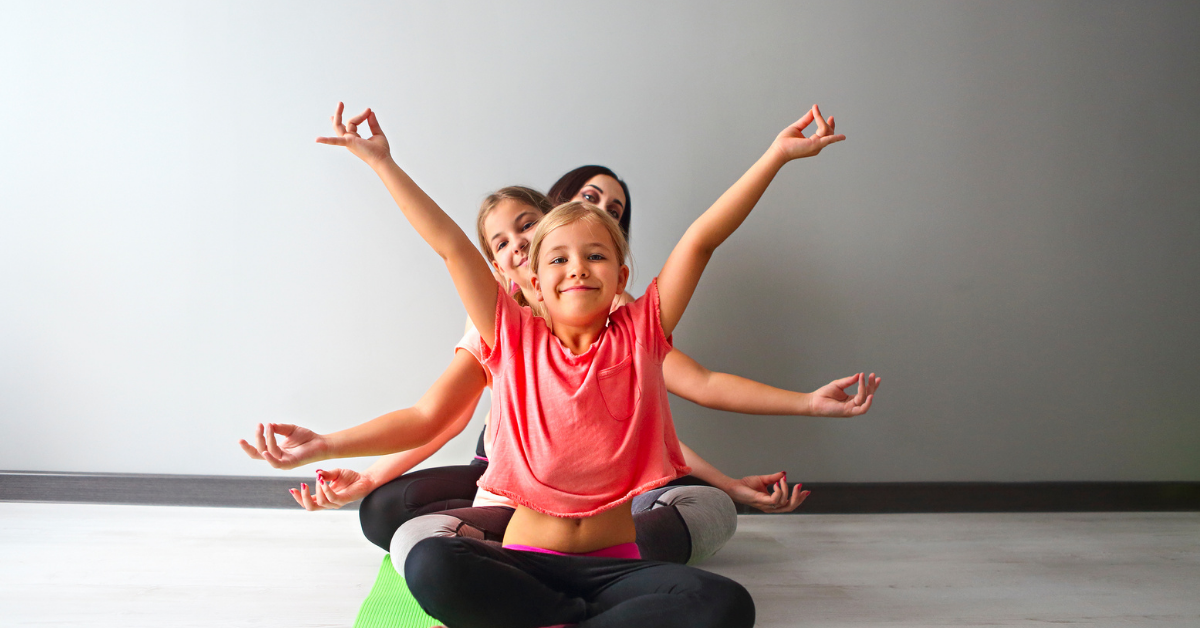 Sonic Yoga Classes for Kids in NYC