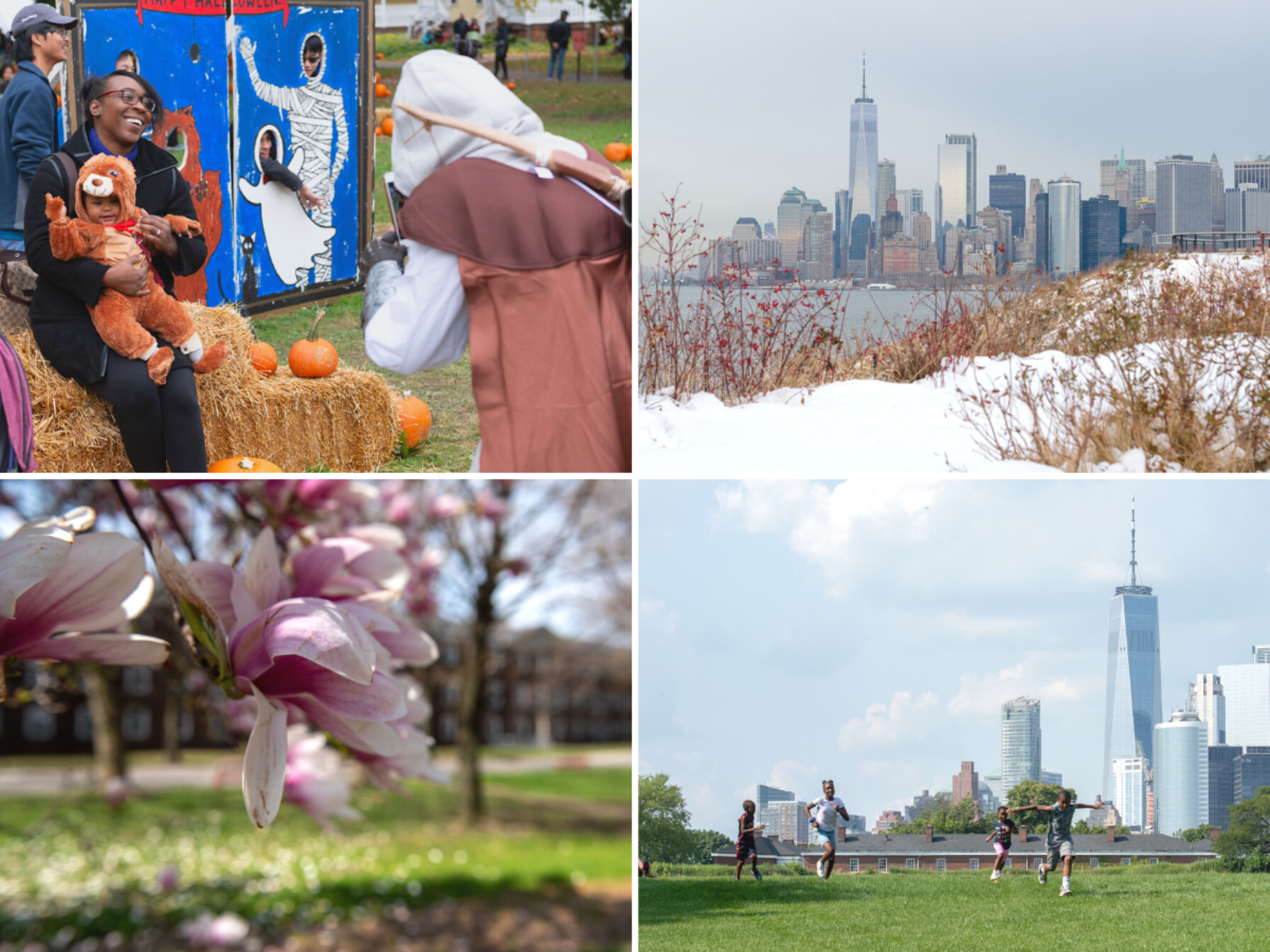 Governors Island Will Open to the Public Year-Round Beginning This Fall