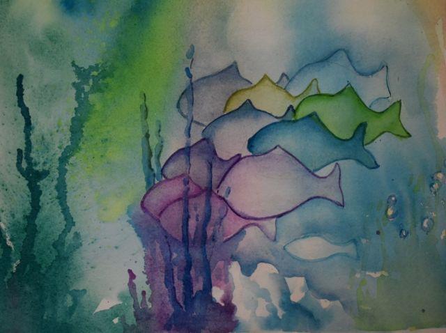 Exhibit: The Perfect Sea Mural