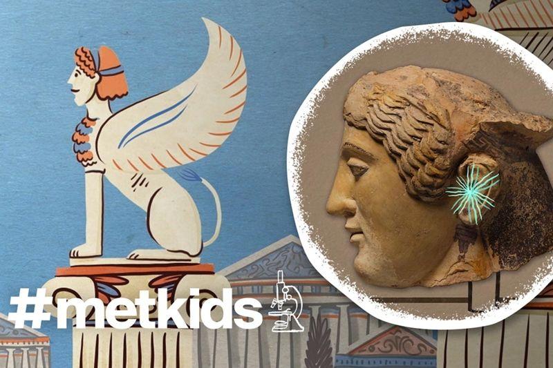 #MetKids Microscope - The Science Behind Art
