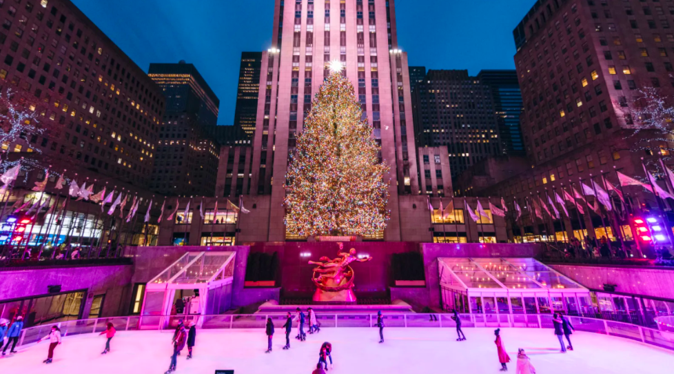 Tickets on Sale for The Rink at Rockefeller Center