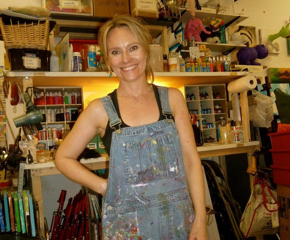 Say Hello to DM Wilding, Founder and CEO of Creatively Wild Art Studio